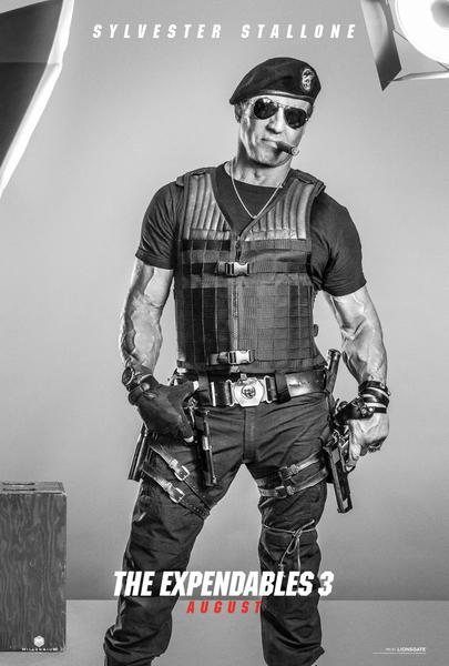 theexpendables3 ps 19 Ranking the Expendables 3 Cast from Least Deadly to Deadliest