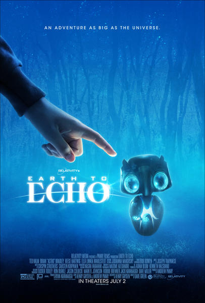 ete rated payoff 1 sht reference Earth to Echo Makes Us Wonder Where Are The Other Original Kid Friendly Adventure Movies?