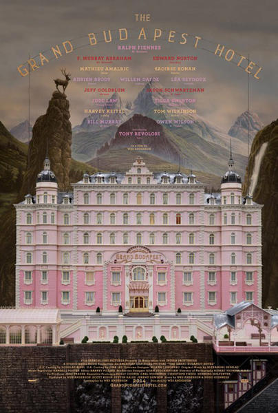 grand budapest hotel New VOD and Streaming Movies, Plus: How to Watch Transcendence and Rio 2 at Home Before Disc