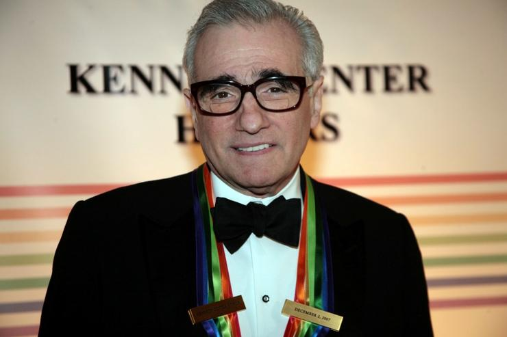 martinscorsese 30thkennedyhonors 1 Read Martin Scorseses Inspiring Letter to His Daughter About the Future of Cinema