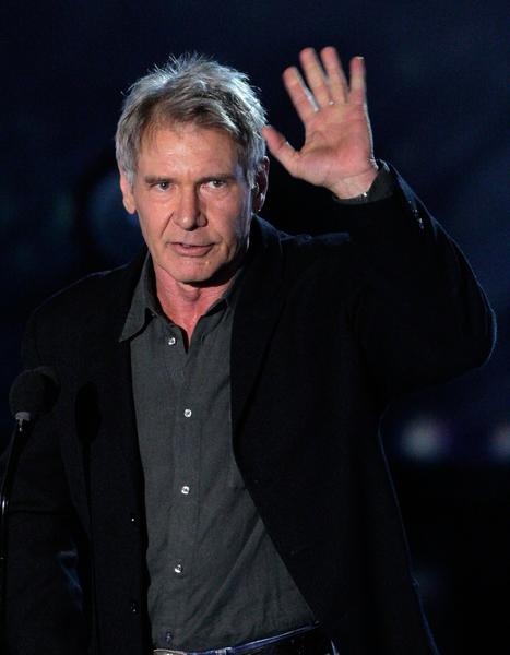 harrisonford scream2007 2 Harrison Ford Injured On Star Wars Set; Reportedly Air Lifted To Hospital