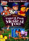 My Friends Tigger and Pooh: Tigger & Pooh and a Musical Too