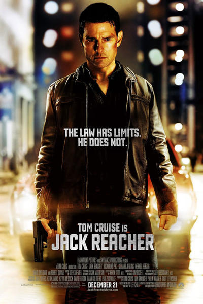 Update: 'Jack Reacher' is Finally Getting a Sequel...