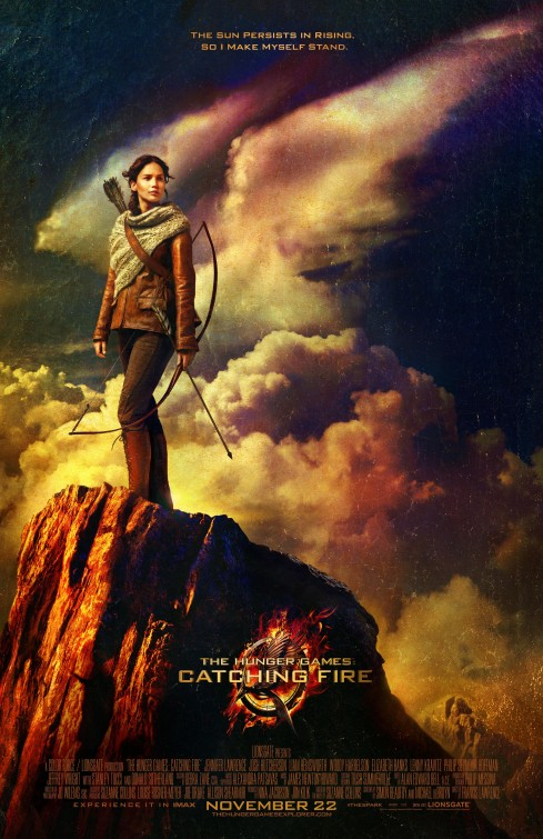 New Movie Posters: 'The Hunger Games: Catching Fire,' 'Man of Steel,' 'Riddick' and More...