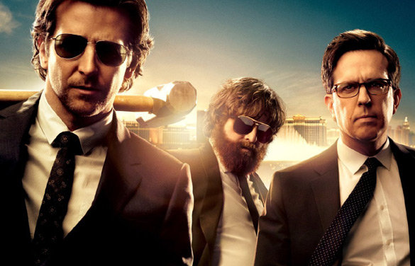 The 10 Greatest Moments from 'The Hangover' Trilogy (So Far)...
