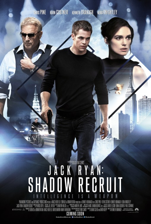 New Movie Posters: 'The Legend of Hercules,' 'Jack Ryan: Shadow Recruit,' 'Muppets Most Wanted,...