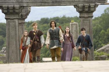 Хроники нарнии:Принц Каспеан/The Chronicles of Narnia: Prince Caspian (2008) DVDRip