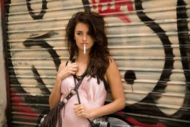 "Penelope Cruz as Maria Elena in ""Vicky Cristina Barcelona."""