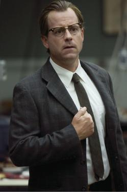 "Greg Kinnear as inventor Robert Kearns in ""Flash of Genius."""