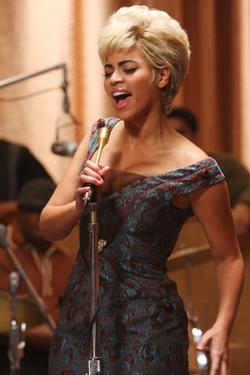 "Beyonce Knowles as Etta James in ""Cadillac Records."""