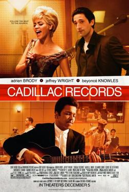 "Poster Art for ""Cadillac Records."""