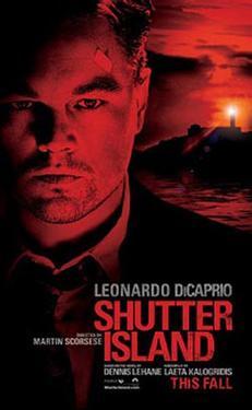 """Poster art for """"Shutter Island."""""""