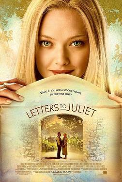 Poster art for &quot;Letters to Juliet.&quot;