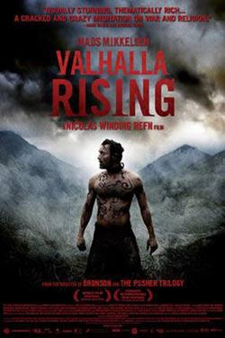 "Poster art for ""Valhalla Rising."""