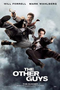 "Teaser poster art for ""The Other Guys."""