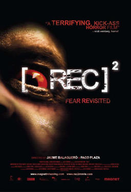 Poster art for &quot;[REC] 2.&quot;