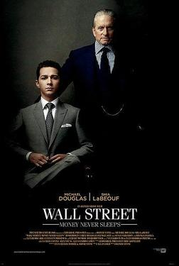 Poster art for &quot;Wall Street: Money Never Sleeps.&quot;