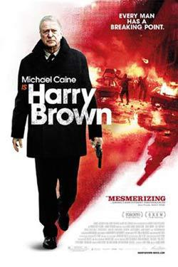 "Poster art for ""Harry Brown."""