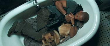 "Will Smith in ""I Am Legend."""