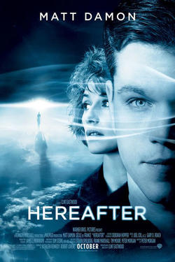 Poster art for &quot;Hereafter&quot;