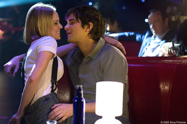 "Kate Bosworth and Jim Sturgess in ""21."""