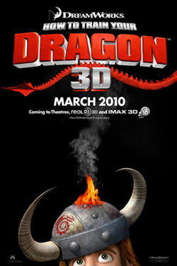 Poster art for &quot;How to Train Your Dragon: An IMAX 3D Experience.&quot; 