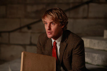 "Owen Wilson as Gil in ""Midnight in Paris."""