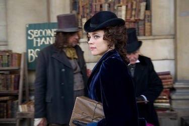 "Rachel McAdams in ""Sherlock Holmes: A Game of Shadows."""