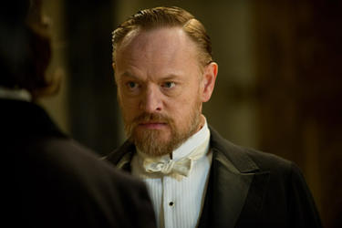 "Jared Harris in ""Sherlock Holmes: A Game of Shadows."""