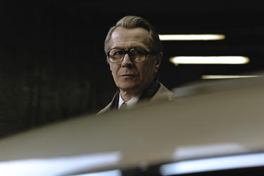 Gary Oldman as George Smiley in ``Tinker Tailor Soldier Spy.''