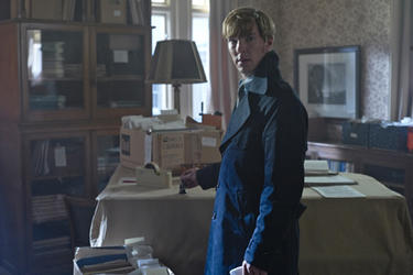 "Benedict Cumberbatch as Peter Guillam in ""Tinker Tailor Soldier Spy.''"