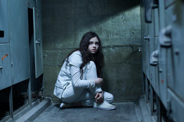 "India Eisley in ""Underworld Awakening."""