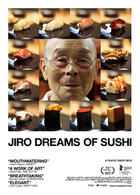 "Poster art for ""Jiro Dreams of Sushi."""