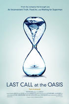 Poster art for &quot;Last Call at the Oasis.&quot;