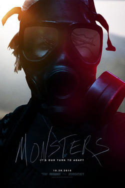 "Poster art for ""Monsters"""