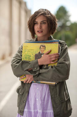 "Keira Knightley as Penny in ""Seeking a Friend for the End of the World."""