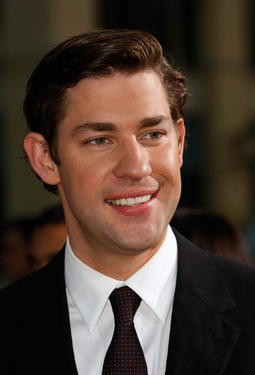 "Actor John Krasinski at the Hollywood premiere of ""Leatherheads."""