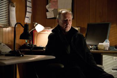 Werner Herzog as The Zec in &quot;Jack Reacher.&quot;