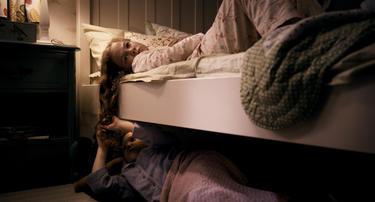 "Megan Charpentier in ""Mama."""