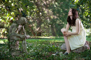 "Mia Wasikowska as India in ""Stoker."""