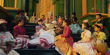 "Michelle Williams in ""Oz: The Great and Powerful."""