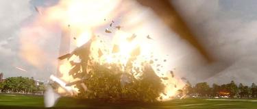 """A scene from """"Olympus Has Fallen."""""""