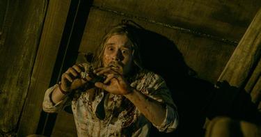 """Lou Taylor Pucci in """"Evil Dead."""""""