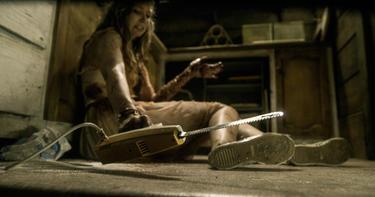 """Elizabeth Blackmore in """"Evil Dead."""""""
