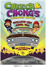 Poster for Cheech & Chong's Animated Movie