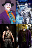 The Evolution of Batman's Big-Screen Villains