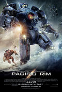 Poster art for Pacific Rim: An IMAX 3D Experience