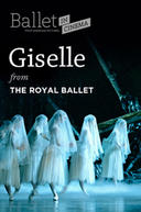 Poster for The Royal Ballet - Giselle