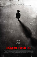 Poster for Dark Skies