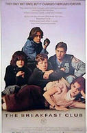 Poster for The Breakfast Club